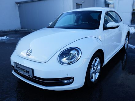 VW The Beetle Design TDI