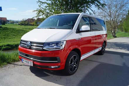 VW Caravelle Highline KR TDI