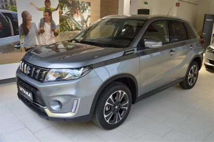 Suzuki Vitara 1,0 DITC ALLGRIP flash Aut.