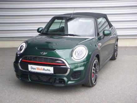 Mini John Cooper Works Cabrio Aut.