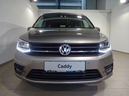VW Caddy Maxi Austria TSI
