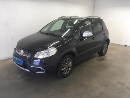 Fiat Sedici 1,6 120 Emotion