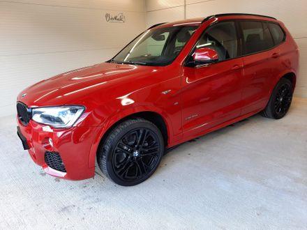 BMW X3 xDrive30d M Sport Edition Aut.