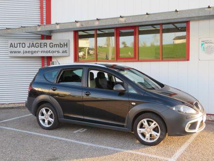 SEAT Altea Freetrack 4WD TDI mit D-PF