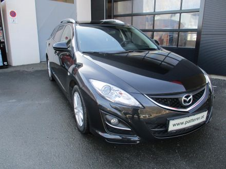 Mazda 6 Sport Combi CD129 TE Plus
