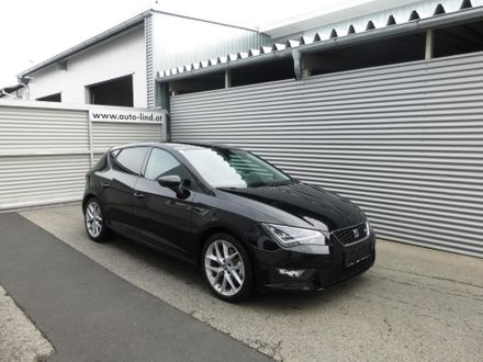 SEAT Leon FR TDI CR Start-Stopp