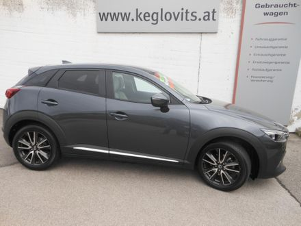 Mazda CX-3 G150 AWD Revolution Top