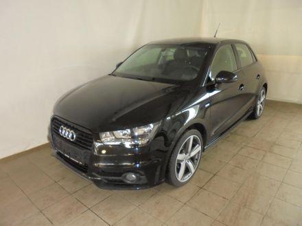 Audi A1 Sportback 1.2 TFSI admired 2014