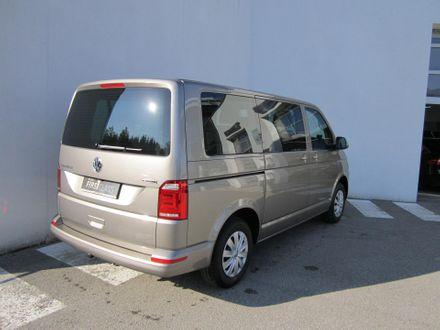 VW Caravelle Comfortline KR TDI 4MOTION