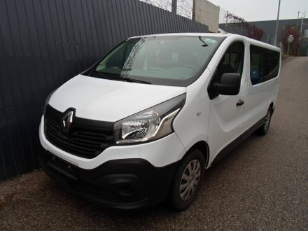 Renault Trafic Grand Passenger Expression Energy dCi 125 Twin-Turbo