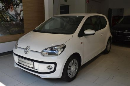 VW white up! BMT