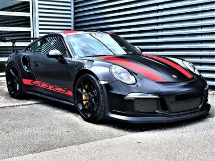 Porsche 911 GT3 RS II 4.0