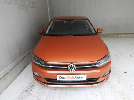 VW Polo Highline TSI DSG OPF