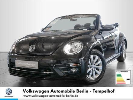 VW Beetle Cabriolet Design TDI