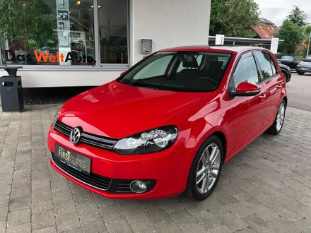 VW Golf Highline TDI