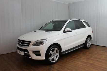 Mercedes ML 350 BlueTEC 4MATIC Aut. DPF