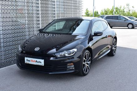 VW Scirocco Sport BMT TDI