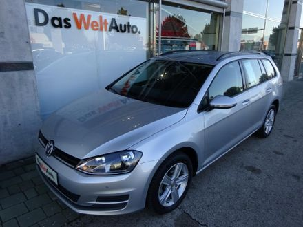 VW Golf Variant Comfortline 4MOTION TDI