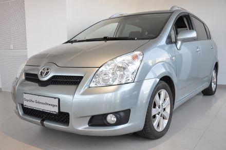 Toyota Corolla Verso 2,2 D-4D 135 Austria DPF