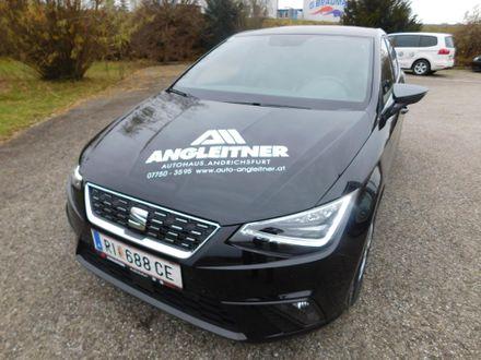 SEAT Ibiza Xcellence TGI-Hybrid