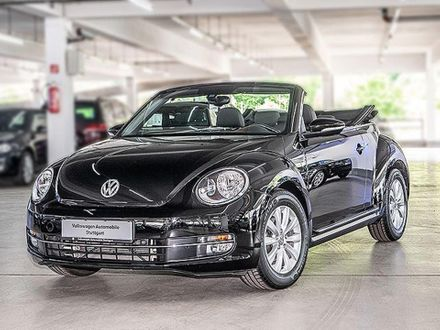 VW The Beetle Cabriolet Design BMT TSI