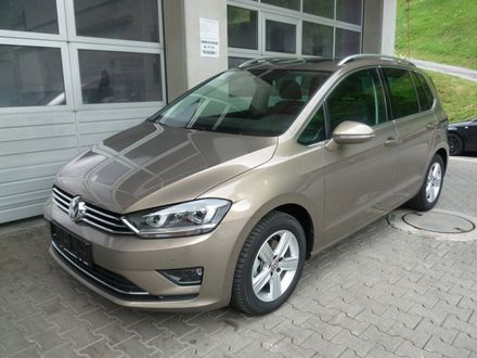 VW Golf Sportsvan Sky BMT TDI DSG