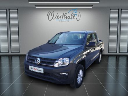 VW Amarok Entry V6 TDI 4x4 zuschaltbar