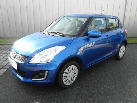 Suzuki Swift 1,2 4WD Clear