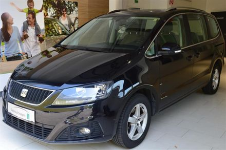 SEAT Alhambra Style TDI CR 4Drive