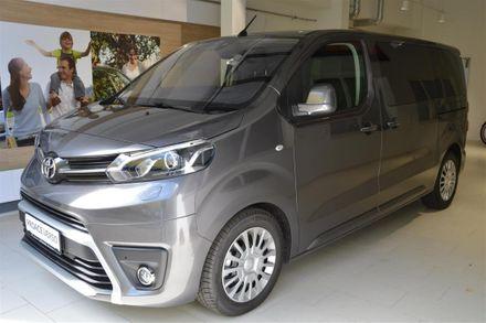 Toyota Proace Verso 2,0 D-4D 180 Medium Family Aut.