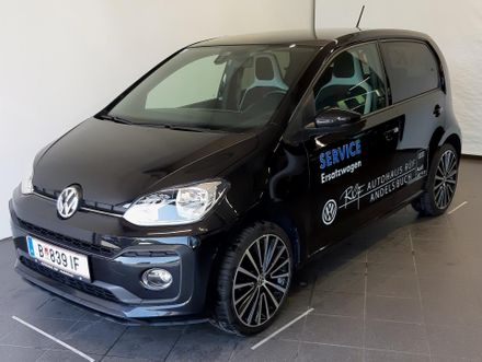 VW up! Highline TSI