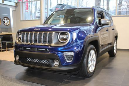 Jeep Renegade 1,0 MultiAir T3 FWD 6MT 120 Sport
