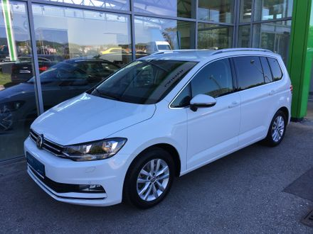 VW Touran Highline TSI DSG