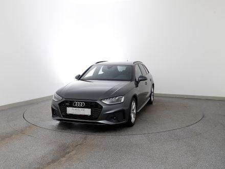 Audi A4 Avant 40 TDI quattro S line