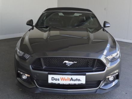 Ford Mustang 5,0 Ti-VCT V8 GT Cabrio Aut.