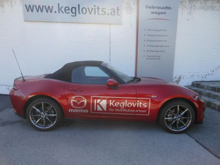 Mazda MX-5 G160 Revolution Top