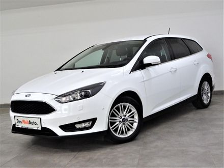 Ford Focus Traveller 1,5 TDCi Trend