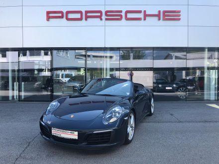 Porsche 911 Carrera 4 Cabrio II (991)