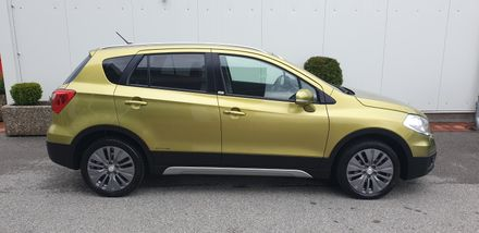 Suzuki SX4 S-Cross 1,6 Allgrip flash