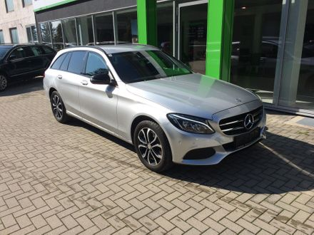 Mercedes C 250 d T Avantgarde 4MATIC Aut.