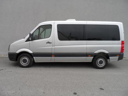 VW Crafter 35 Kombi 3-3-3 BMT MR TDI