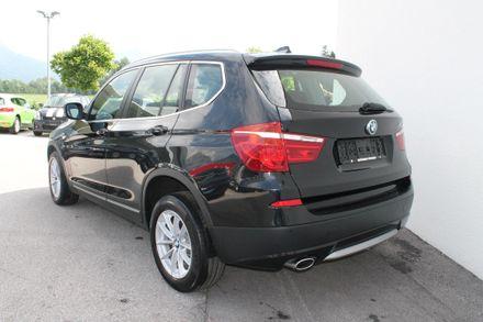 BMW X3 xDrive20d Österreich-Paket Aut.