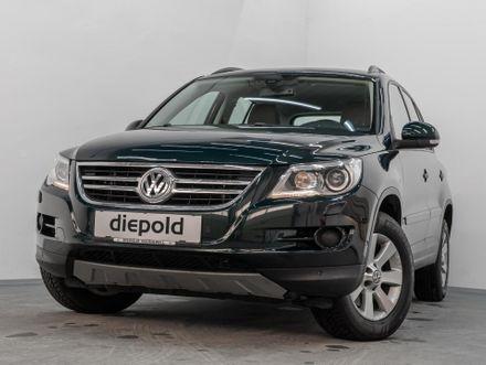 VW Tiguan Track & Field TDI 4MOTION