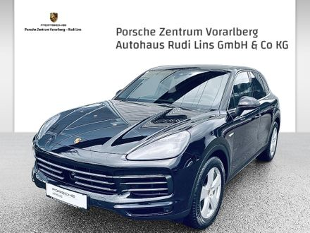 Porsche Cayenne E-Hybrid III