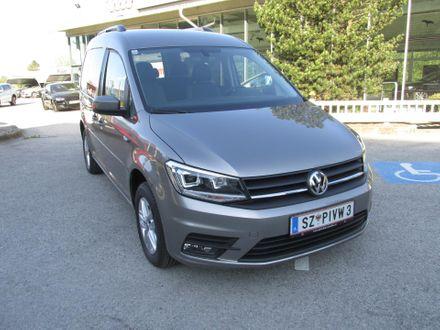 VW Caddy Austria Plus TDI