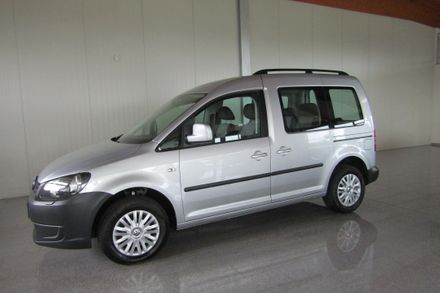 VW Caddy Tramper TDI