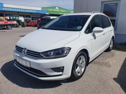 VW Golf Sportsvan Highline BMT TDI