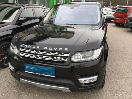 Land Rover Range Rover Sport 3,0 SDV6 HSE