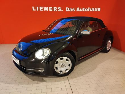 VW The Beetle Cabriolet 50s TSI DSG