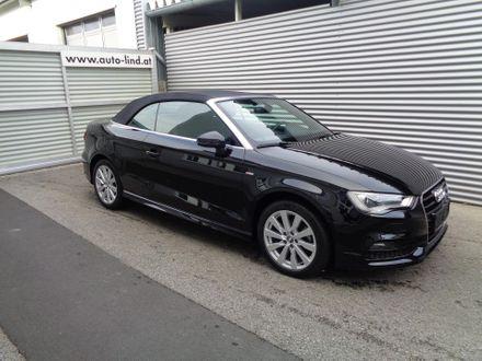 Audi A3 Cabriolet 1.6 TDI INTENSE